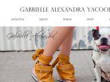 Browse Gabrielle Alexandra Shoes