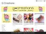 Gabriellescreations.storenvy.com Coupons