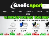 Gaelicsports.com Coupons