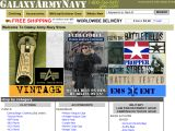 Browse Galaxy Army Navy