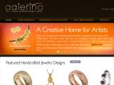 Browse Galerina Designer Jewelry