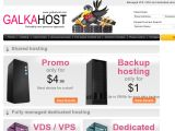 Galkahost.com Coupons