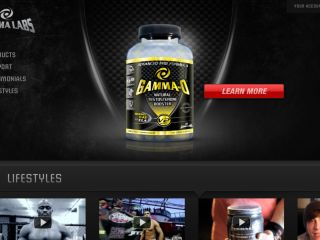 Shop at gammalabs.net