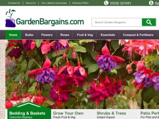 Shop at gardenbargains.com