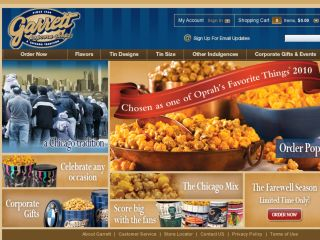 Shop at garrettpopcorn.com