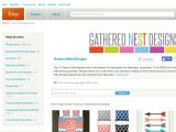 Gatherednestdesigns Coupon Codes