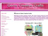 Browse Gems Creative Crafts