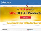 Genie-Soft.com Coupon Codes
