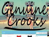 Genuinecrooks Coupon Codes