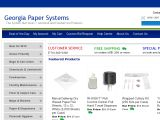 Georgiapapersystems.com Coupon Codes