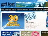 Browse Get Lost Magazine