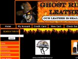 Browse Ghost Rider Leather And Helmets