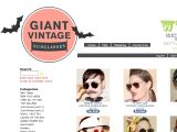 Browse I Like Giant Vintage Sunglasses