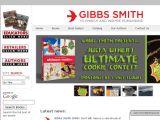Browse Gibbs Smith