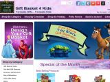 Giftbasket4kids.com Coupon Codes
