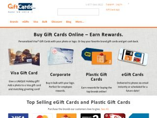 Shop at giftcards.com