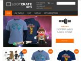 Gifts.lootcrate.com Coupon Codes