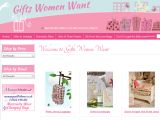 Browse Gifts Women Want