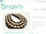 Browse Gingerly Designs Jewelry