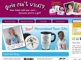 Girls Can't What? Coupon Codes