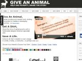 Browse Give An Animal