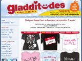 Gladditudes T-Shirts Coupon Codes