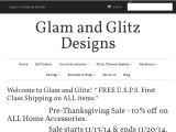 Glamandglitz.com Coupon Codes