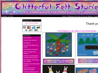 Shop at glitterfulfeltstories.com