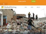 Browse Globalgiving