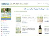 Browse Global Healing Center
