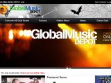 Browse Global Music Depot