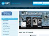 Browse Global Repair Solutions
