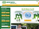 Browse Go Airport Shuttle