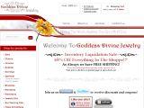 Browse Goddess Divine Jewelry