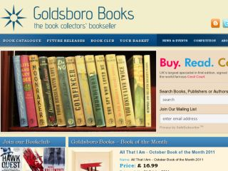 Shop at goldsborobooks.com