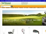 Browse Golf Discount Center