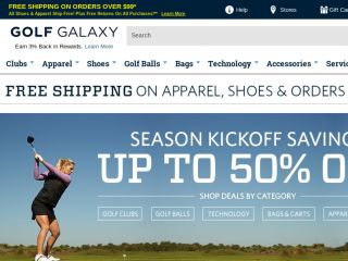 Shop at golfgalaxy.com