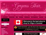 Gorgeous Hair Wigs Coupon Codes