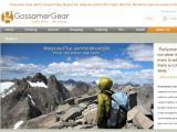 Browse Gossamer Gear