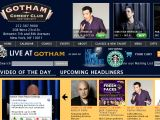 Browse Gotham Comedy Club