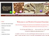 Browse Gourmet Chocolate Pizza Company