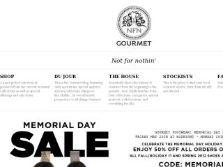 Shop at gourmetfootwear.com