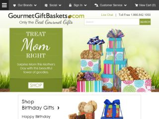 Shop at gourmetgiftbaskets.com