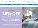 Gracious Home Coupon Codes