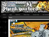 Browse Grateful Apparel