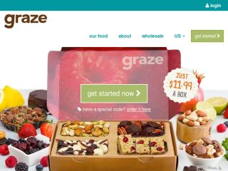 Shop at graze.com