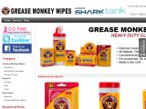 Browse Grease Monkey Wipes