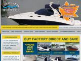 Browse Great Lakes Boat Top