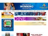 Browse Official Greektown Casino Page