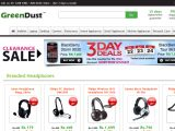 Browse Greendust Shopping